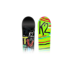 Snowboard, K2