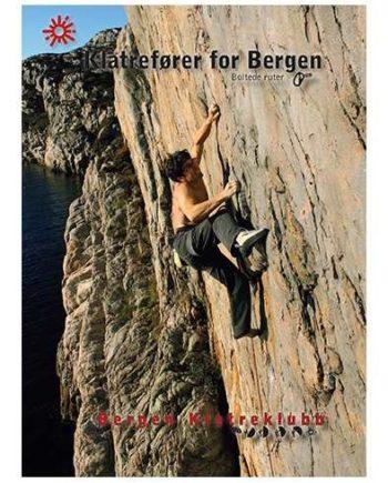 Klatrefører  bok for Bergen å omegn